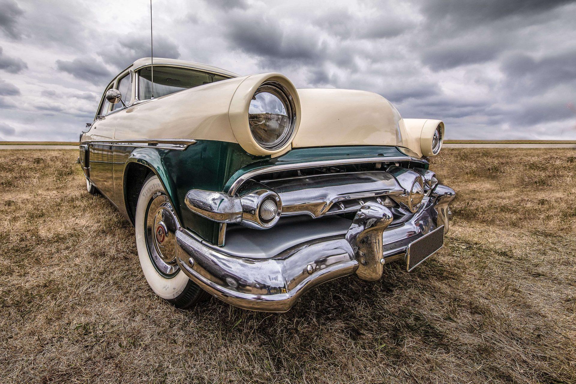 autocasco na stary samochód
